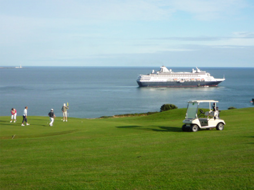 golf dunmore
